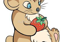 Illustrations by Adrienn