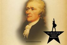 Alexander Hamilton / Learn more about one of the most colorful characters in American history and then (hopefully) go see the show on Broadway.