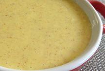Glutenfree sauces, dressings