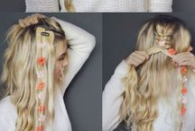 Cute Hair styles / Lovely hairstyles inspirations