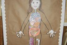 Human body ~ Corpul uman