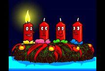 weihnacht und advent