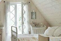 Farmhouse attic