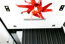 Wall Treatments / A collection of creative wall treatments from our own work and around the web.