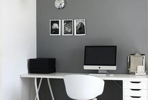 WORKSPACE / OFFICE / werkruimte, bureaus