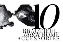 10 BEAUTIFUL BLACK PICKS