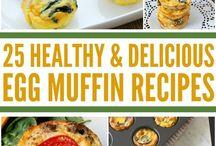 Efi's Recipes - MUFFINS