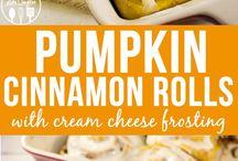 Cinnamon Rolls / Die besten Zimtschnecken Rezepte!