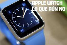 Apple Watch / #AppleWatch información, curiosidades sobre el Apple Watch