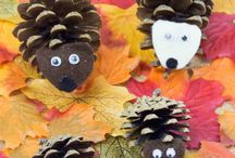autumn craft kids