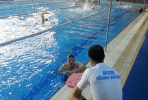 Yüzme Kursları / İstanbul Anadolu Yakası yetişkin, çocuk ve özel yüzme kursu faaliyetleri hakkında bilgiler.