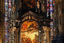 Chiese, architetture per le liturgie