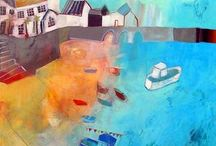 St Ives paintings