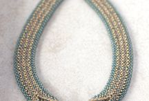 Indulging My Hobby / jewelry, handmade, beading, pearls, necklace, bracelet, earrings