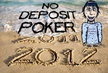 No Deposit Poker / Check out this board about playing no deposit poker for cash on the internet poker rooms and find out where to get a no deposit poker bonus. All these offers are 100% free and You are under no obligations. Simply create free poker room accounts and get an instant poker bankroll for free! #poker