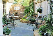 Future retirement garden
