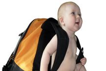 Bug-out options / Different bug-out bag and cart options for small and large families.