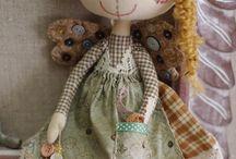 Cabeça da boneca...
