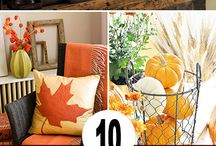 Fall Ideas <3
