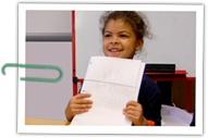 Second Grade Writers Workshop Video Demonstration