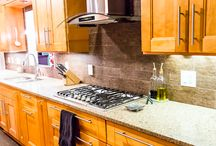 Appliances / Cabinets customized to appliances