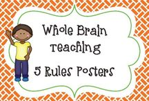 Whole brain teaching / WBT / by Jessica Buell