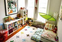 quarto com o colchao estilo montessori
