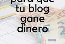 Blogs que ganan dinero / Blogging, Redes Sociales, Dinero Online, Marketing, Marketing de Contenidos, Community Manager
