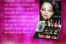 Karaja Reclame / Karaja Nederland heeft in de jaren zeer mooie uiteenlopende reclame uiting gehad!