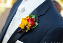 All About The Bouts / Lots and lots of boutonnieres!!