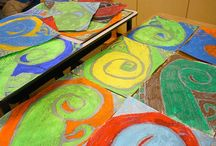 Art Projects for Anytime / by Christine Davis
