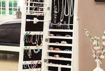 Jewelry cabinets
