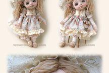 Felted Dolls