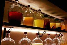 Gift, HoReCa, Decorated bottle
