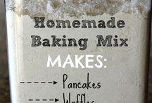 Recipes-breakfast items