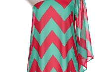 Turq & Coral / Turquoise and coral, my trend! And everything in between....