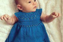 Faith knitting