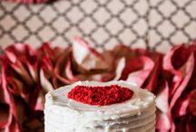 Cakes / Red velvet cake