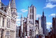 Gand, Belgique. / Voyage.