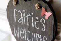A Fairy Birthday Party / Hosting a fairy birthday party