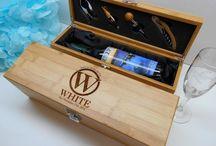 Wine Boxes / Unique Custom Wine Boxes