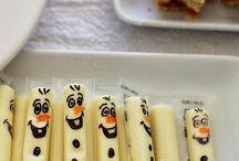 Olaf Themed Birthday Party / by Adria Higginson