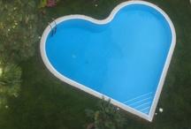 Pools of Water.... / by Lisa Mejerle-Law