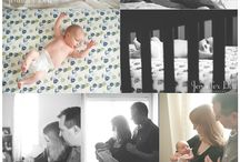 Newborn Lifestyle ideas / by Clare Day