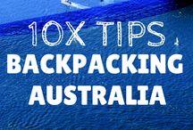 Australia 2016 / Australia back packing.