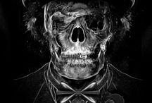 SkullArtFantomasCreation