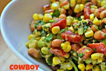 Cowboy recipes / by Suzanne Powell