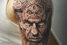 tatuaje inca