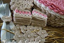 Pérolas do crochet