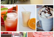 Smoothies, Juices and Mocktails
